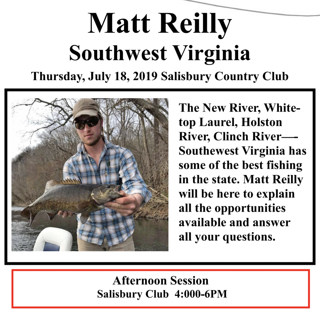 Fly Fishers of Virginia | Since 1982
